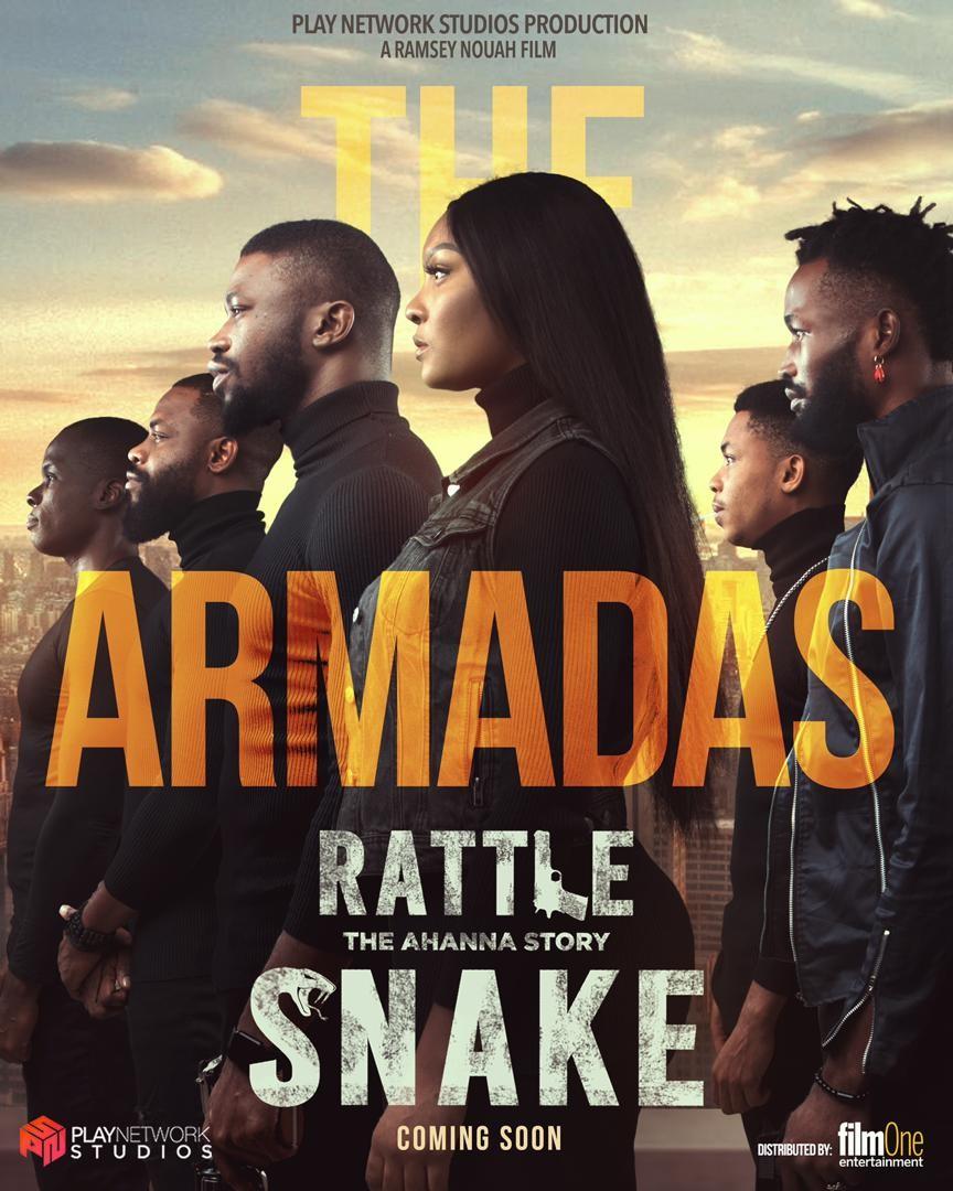 Rattlesnake ahanna story