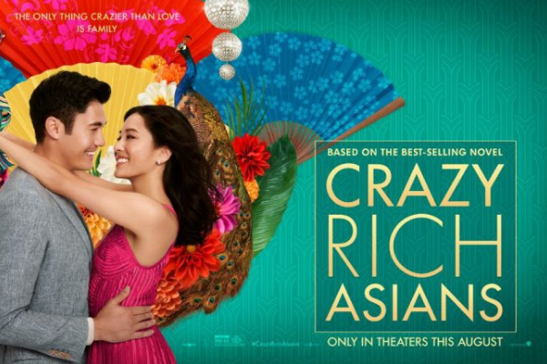 MovieReview- Crazy Rich Asians