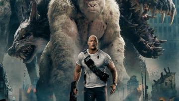 Movie Review – Rampage