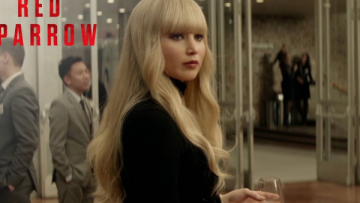 Movie Review-Red Sparrow