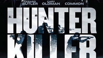 Movie review – Hunter Killer cover