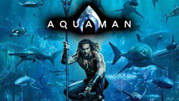 DC Aquaman Movie Poster