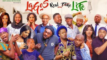Lagos Real Fake Life Movie Poster